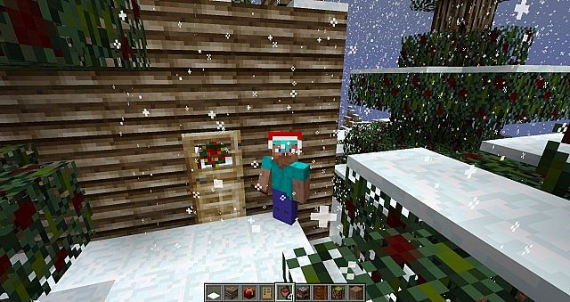 Christmas Pack for Minecraft [1.8.9/1.8/1.7.10/1.7.2 ...