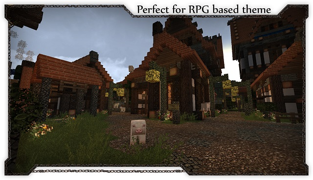 85225b287fa344f0fd939a5fa918da44 Ravand's Realistic Resource Pack 1.8/1.7.10/1.7.2
