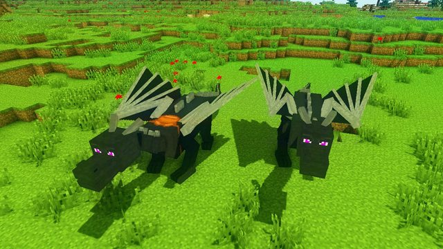 Dragon Mounts Mod smaller