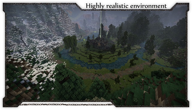 dc086bd8fe47c79a1ed7cc64db35a4fc Ravand's Realistic Resource Pack 1.8/1.7.10/1.7.2