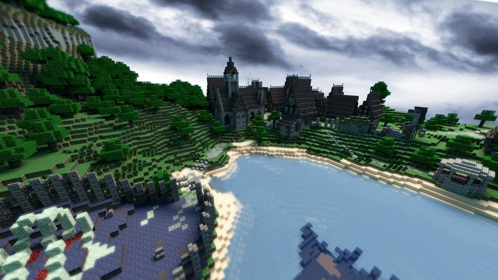 minecraft adventure maps for 4 players
