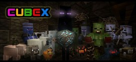 Cubex Texture Pack for Minecraft 1.5.2/1.4.7