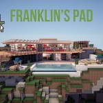 GTA V – Franklin's Pad Map for Minecraft