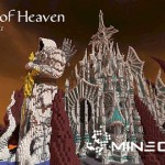The Fall of Heaven Map for Minecraft