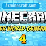 Better World Generation 4 Mod for Minecraft 1.6.4/1.6.2/1.5.2