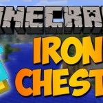 Iron Chests Mod for Minecraft 1.6.4/1.6.2/1.5.2