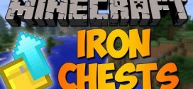 Iron Chests Mod [1.11.2/1.10.2/1.8.9/1.7.10] –  Craft chests