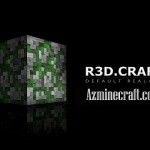 R3D.CRAFT Resource (Texture) Pack for Minecraft 1.6.4/1.6.2
