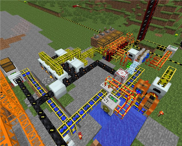 Industrial Craft 2 Mod [1.12/1.11.2/1.10.2/1.7.10 ...