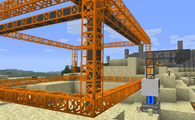 Minecraft Industrial Craft