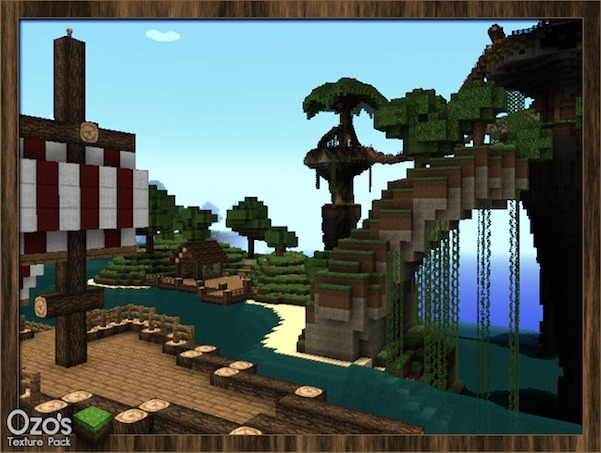 OzoCraft Texture Pack 1