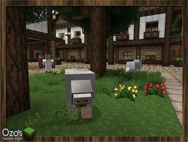 OzoCraft Texture Pack2