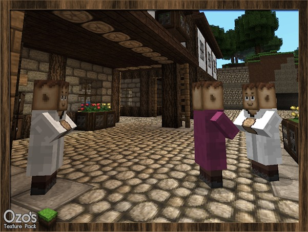 OzoCraft Texture Pack3
