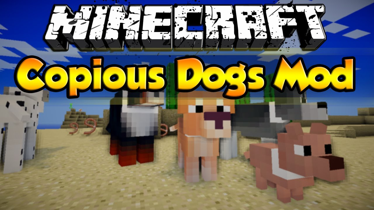How Do You Breed A Dog In Minecraft