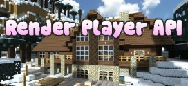 Render Player API for minecraft [1.10.2/1.9.4/1.8.9/1.7.10]