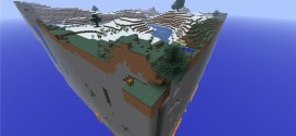SkyBlock Map [1.11.2/1.10.2/1.8/1.7.10] – Explorer Floating Island