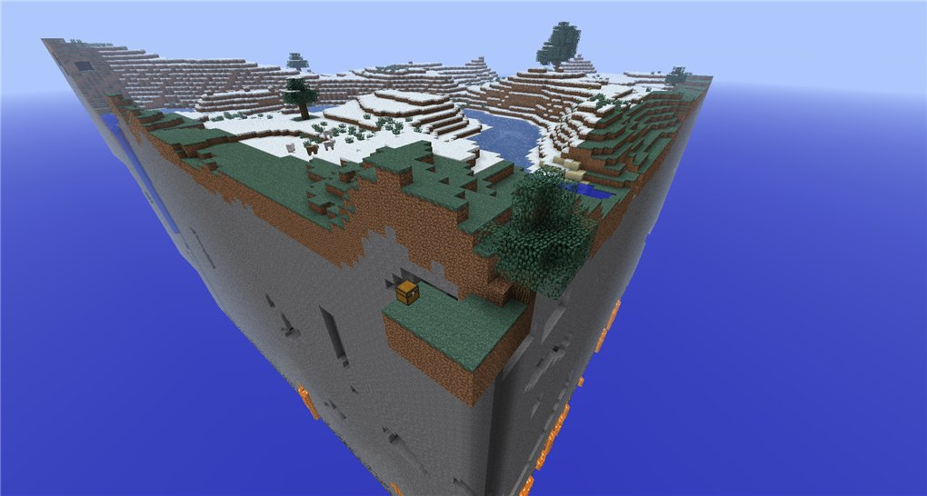 SkyBlock-Map-P3