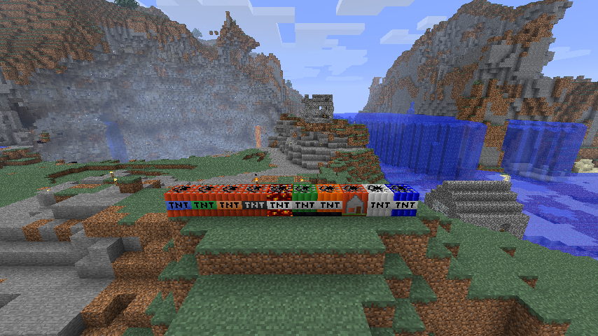 Too Much TNT Mod 3