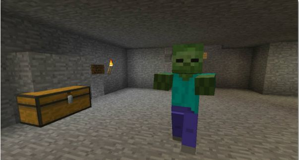 The gallery for zombes minecraft - Zombie style minecraft ...