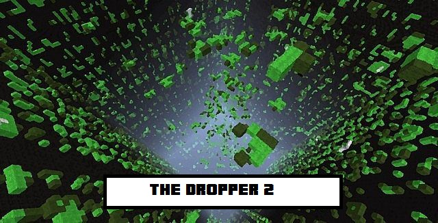 The Dropper 2 Map The Dropper 2 Map 1.8/1.7.10/1.7.9/1.7.2