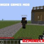 Hunger Games Mod for Minecraft
