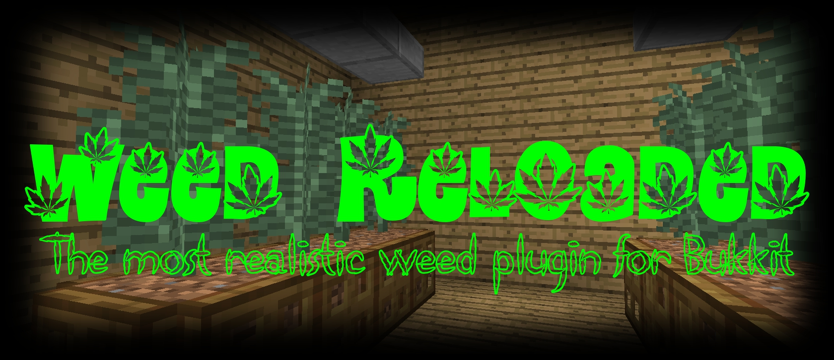 Weed Reloaded Plugin for Minecraft 1.7.2 - Azminecraft.info