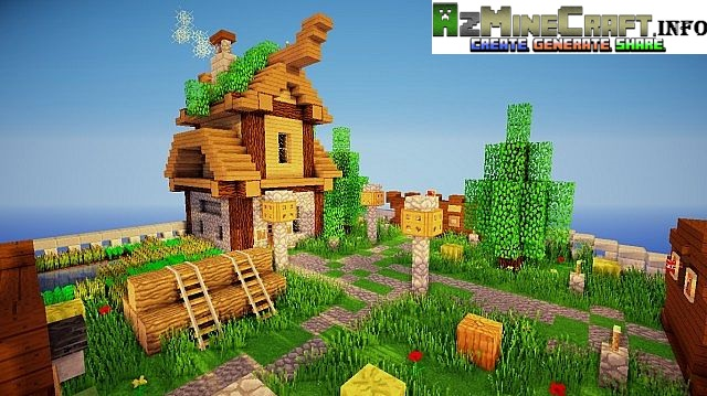 BowSpleef Map Minecraft Azminecraftinfo - Maps fur minecraft 1 10