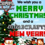 Merry chistmas - Minecrafty new year!