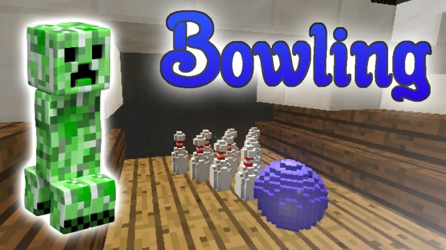 Bowling Map For Minecraft Azminecraftinfo - Maps fur minecraft 1 8 9