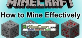 Minecraft: How to Effectively Mine