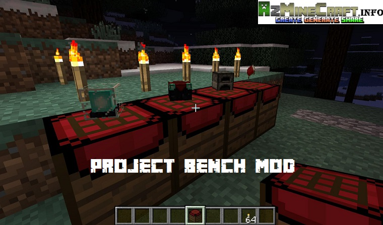 project bench 1.7 10 1