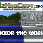 Color-The-World-Map