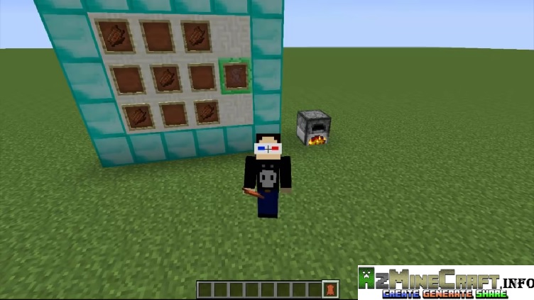 yet another leather smelting mod 1 [1.8.8/1.7.10] Yet Another Leather Smelting Mod