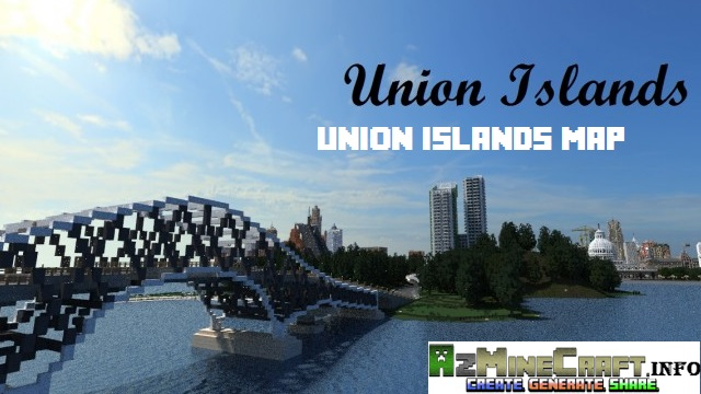 Union-Islands-Map