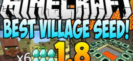 Best Village Seed for Minecraft