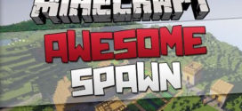 Cool Spawn with Village Seed for Minecraft