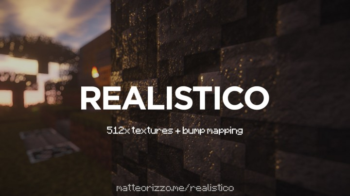 Realistico Resource Pack for Minecraft [1.12.2/1.11.2/1.10 ...