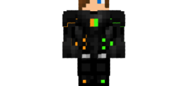 Chrismas Uhc Multicolor Skin Minecraft