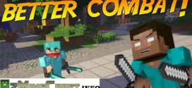Better Combat Mod for Minecraft [1.11.2/1.10.2/1.9.4]