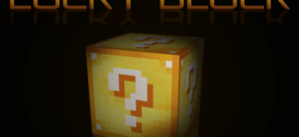 Lucky Block Mod Updated for Minecraft [1.11.2/1.10.2/1.9.4/1.8]