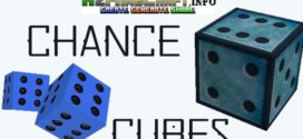 Chance Cubes Mod for Minecraft [1.11.2/1.10.2/1.9.4/1.8.9]