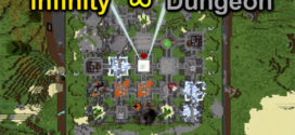 Infinity Dungeon Map for Minecraft [1.9.4/1.9/1.8]