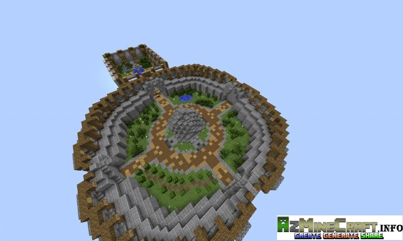 15-Shapes-Of-Snakes-2-Map-minecraft