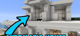 Automatic House Map for Minecraft [1.10.2/1.9.4]