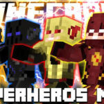 Superheroes Mod by FiskFille