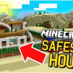 The Worlds Safest Redstone House Map