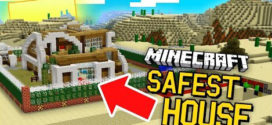 The World's Safest Redstone House Map [1.10.2/1.9.4]