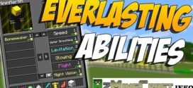 Everlasting Abilities Mod [1.11.2/1.10.2/1.7.10] -Specific armor