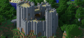 Minecrafter builds historically-accurate castle, complete with poop chutes