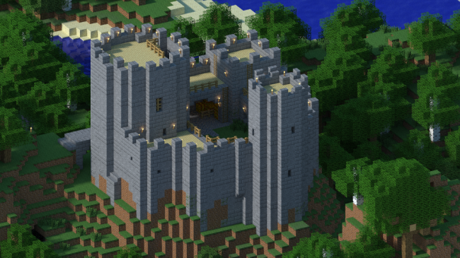 minecraft-castle-designs